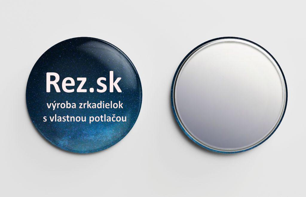 Rez.sk - výroba zrkadielok