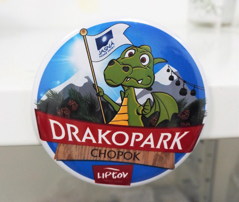 Magnetky pre Drakopark Chopok