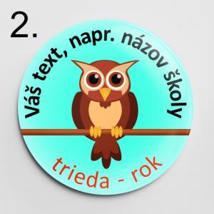 2 - vzor odznakov pre školákov a deti