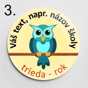 3 - vzor odznakov pre školákov a deti