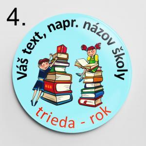 4 - vzor odznakov pre školákov a deti