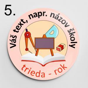 5 - vzor odznakov pre deti