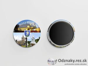 Magnetky pre obce, pamiatky a turistické destinácie