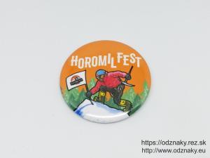 Odznak Horomil Fest
