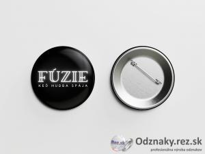 Odznaky Fúzie