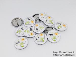 Odznaky JDS