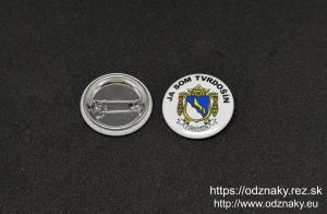 Odznaky pre obec Tvrdošín