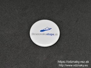 Odznaky Strazovskastopa