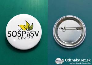 Odznaky pre školu SOŠPaSV Levice