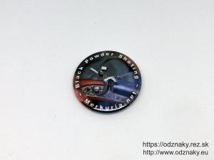 Odznaky pre ciernoprachovu strelbu