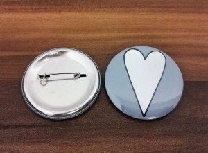 Srdce-odznak