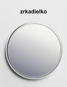 Kozmetické zrkadielka